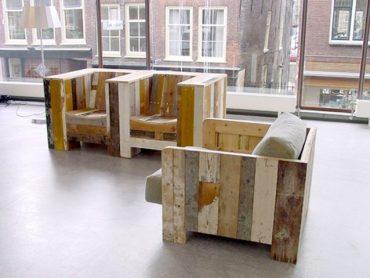 La minute design: Piet Hein Eek