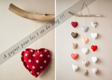 Happy 1 ! // Concours inside