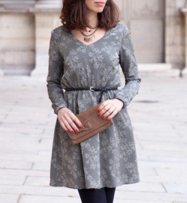Nouveau patron: robe femme BE PRETTY