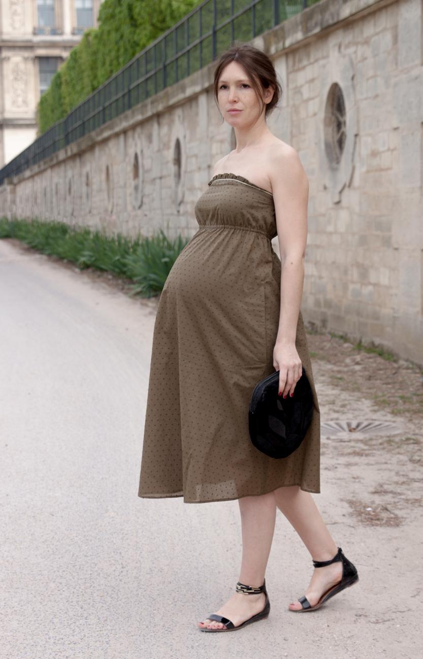 Fabuleux Patron robe de mariee femme enceinte – Votre heureux blog photo de  OB53