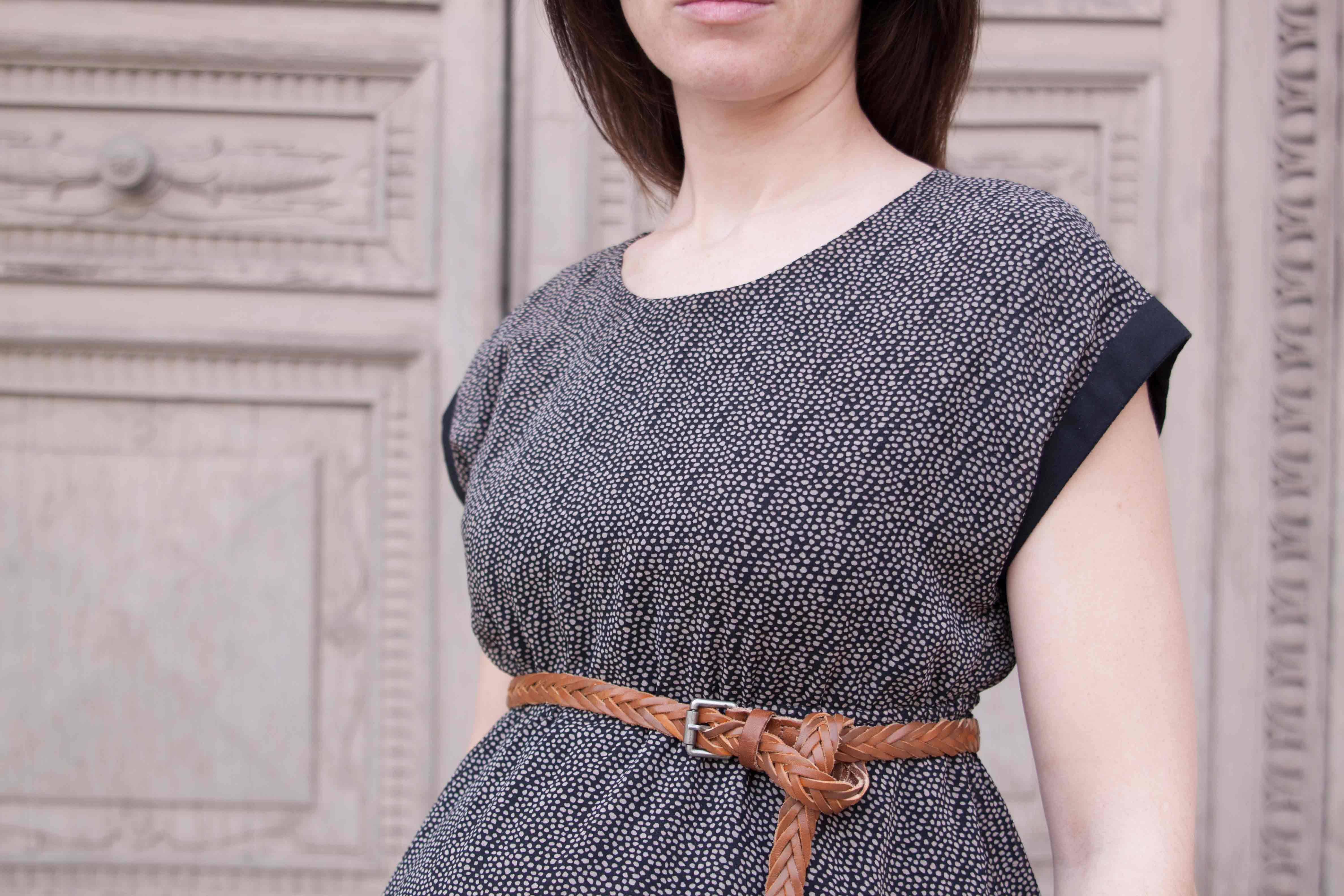 Couture facile robe de grossesse