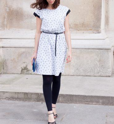 Nouveau patron: robe TOKYO pour femme