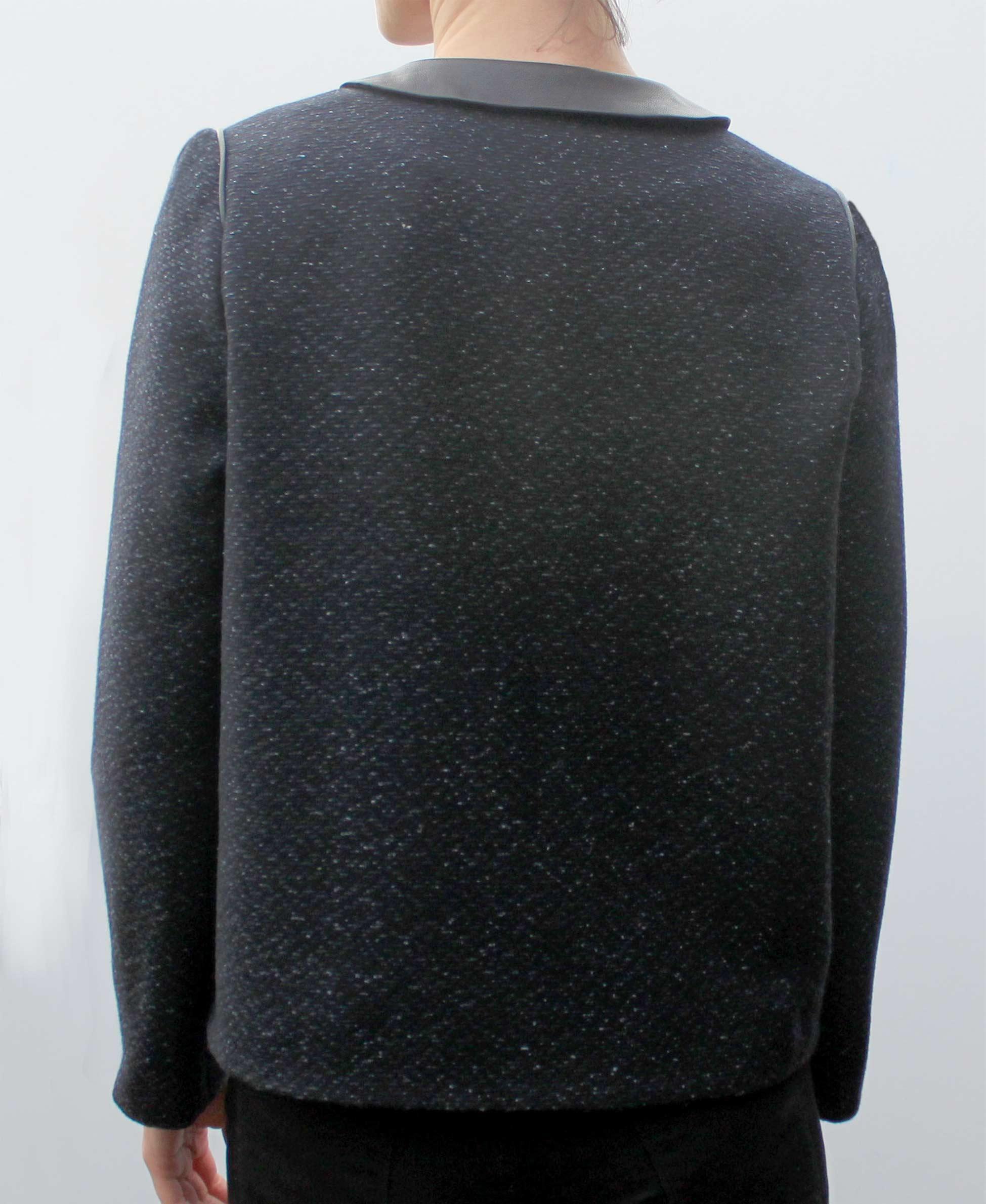Patron de veste pour femme