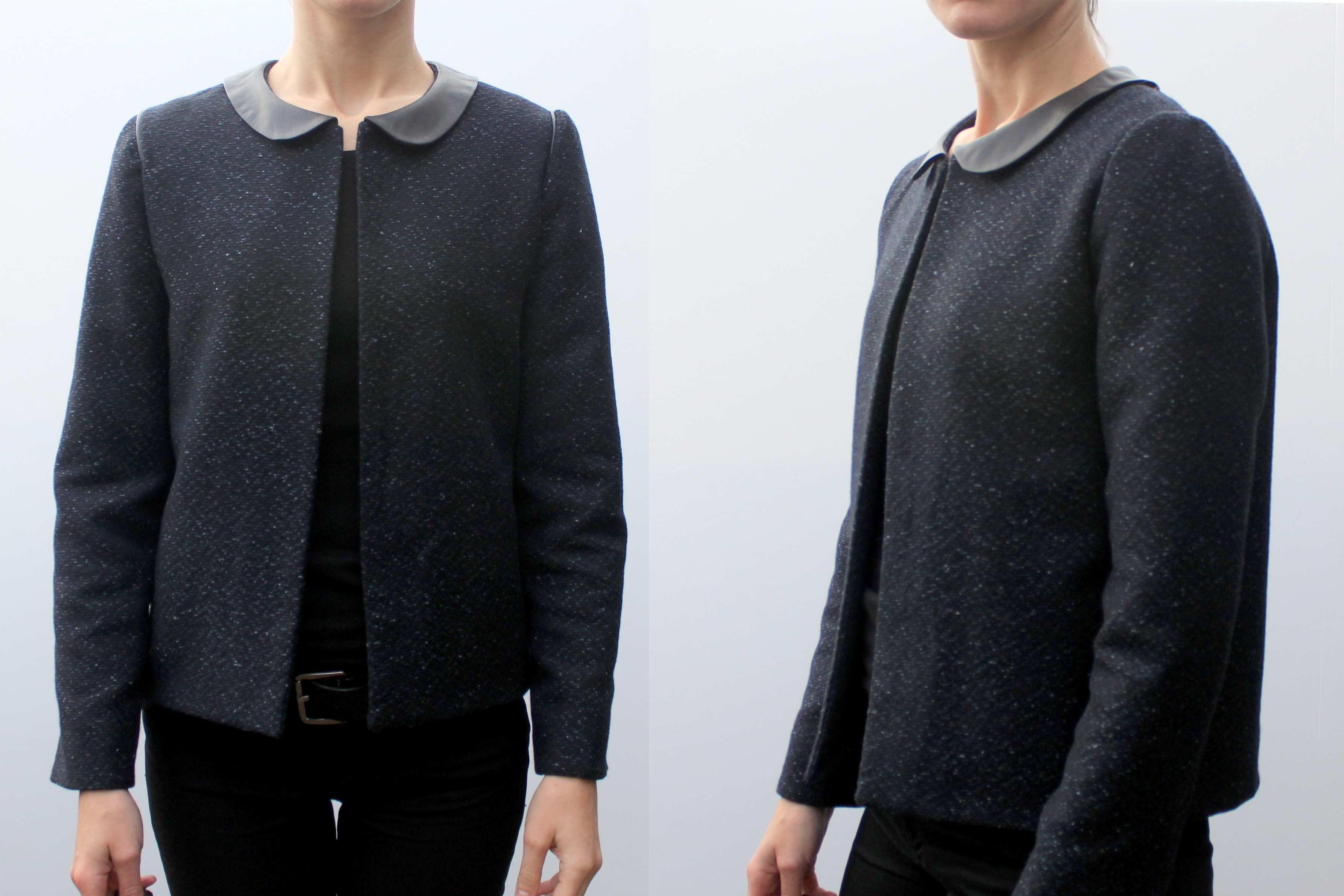 Gut bekannt couture veste femme UF37