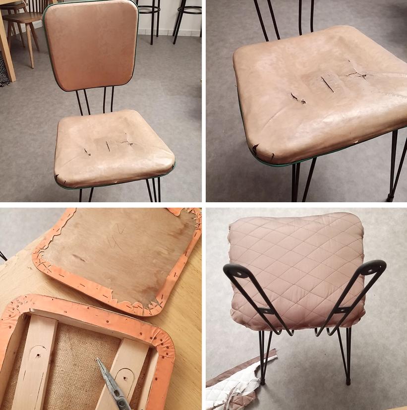10 Chaise Pieds Eiffel Atelier Scammit