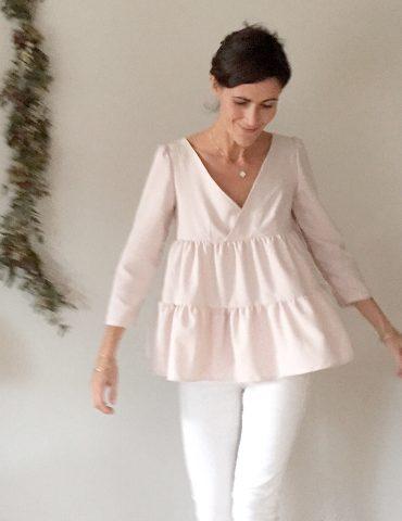 Robe ou blouse Eugénie